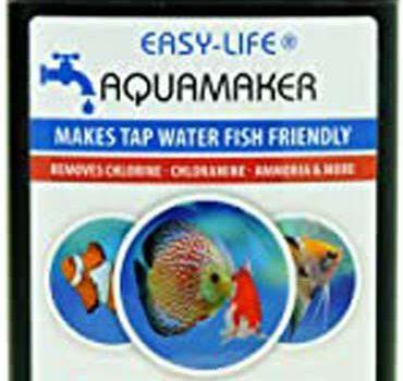 meilleur conditionneur d'eau pour aquarium